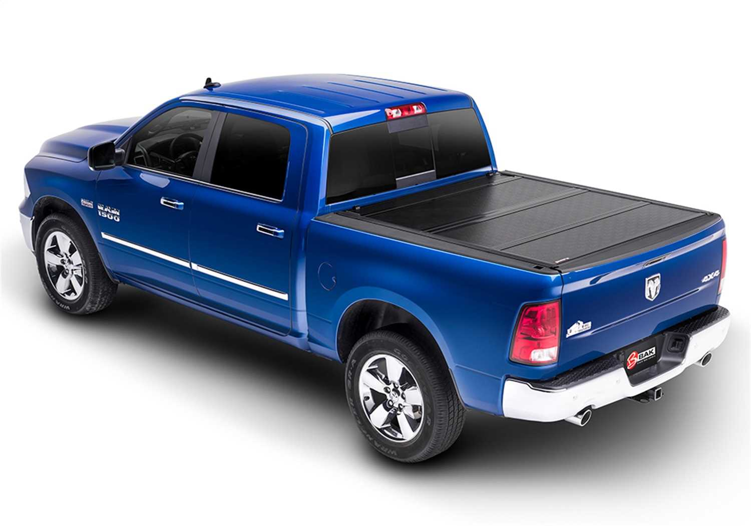 226207RB Bak Industries BAKFlip G2 Hard Folding Truck Bed Cover