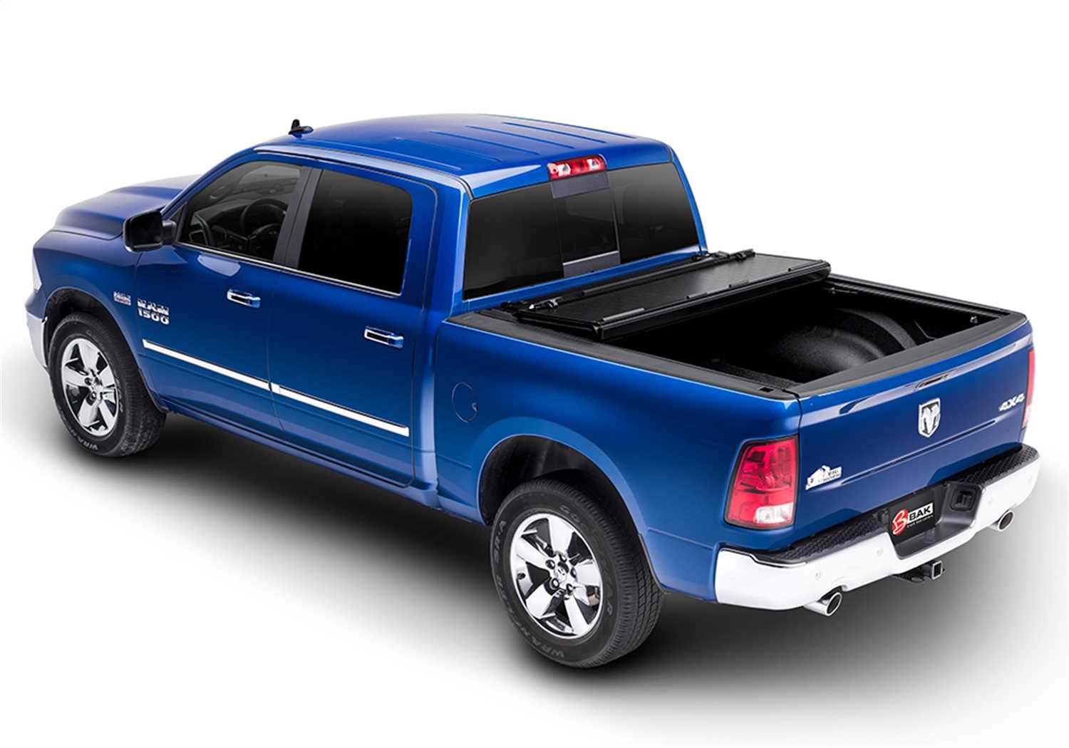 226203 Bak Industries BAKFlip G2 Hard Folding Truck Bed Cover