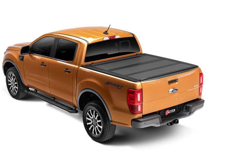 BAKFlip MX4 Hard Folding Truck Bed Cover 448332