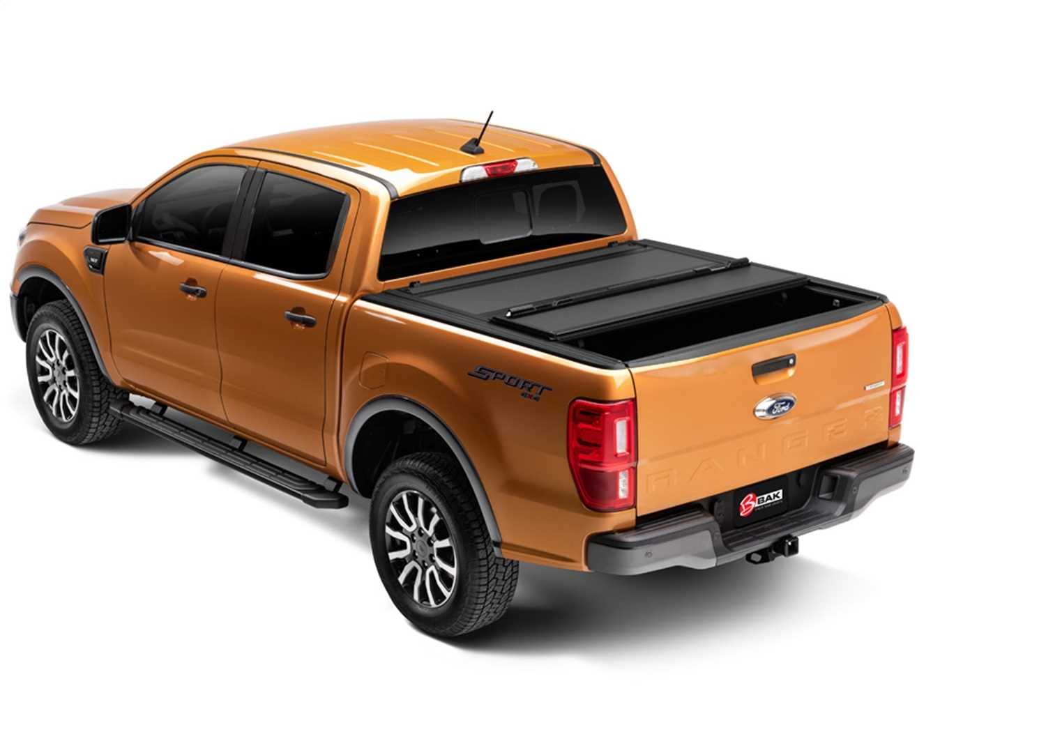 448332 Bak Industries BAKFlip MX4 Hard Folding Truck Bed Cover