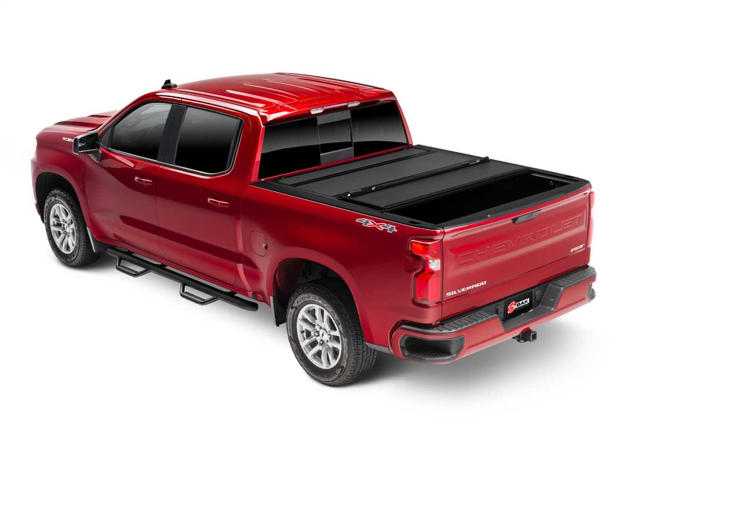 448131 Bak Industries BAKFlip MX4 Hard Folding Truck Bed Cover