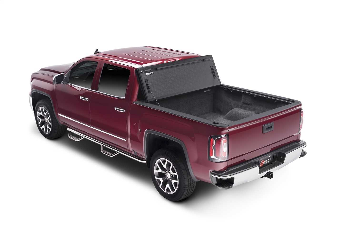 Bak Industries BAKFlip FiberMax Hard Folding Truck Bed Cover 1126525