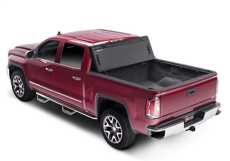 BAKFlip FiberMax Hard Folding Truck Bed Cover 1126108