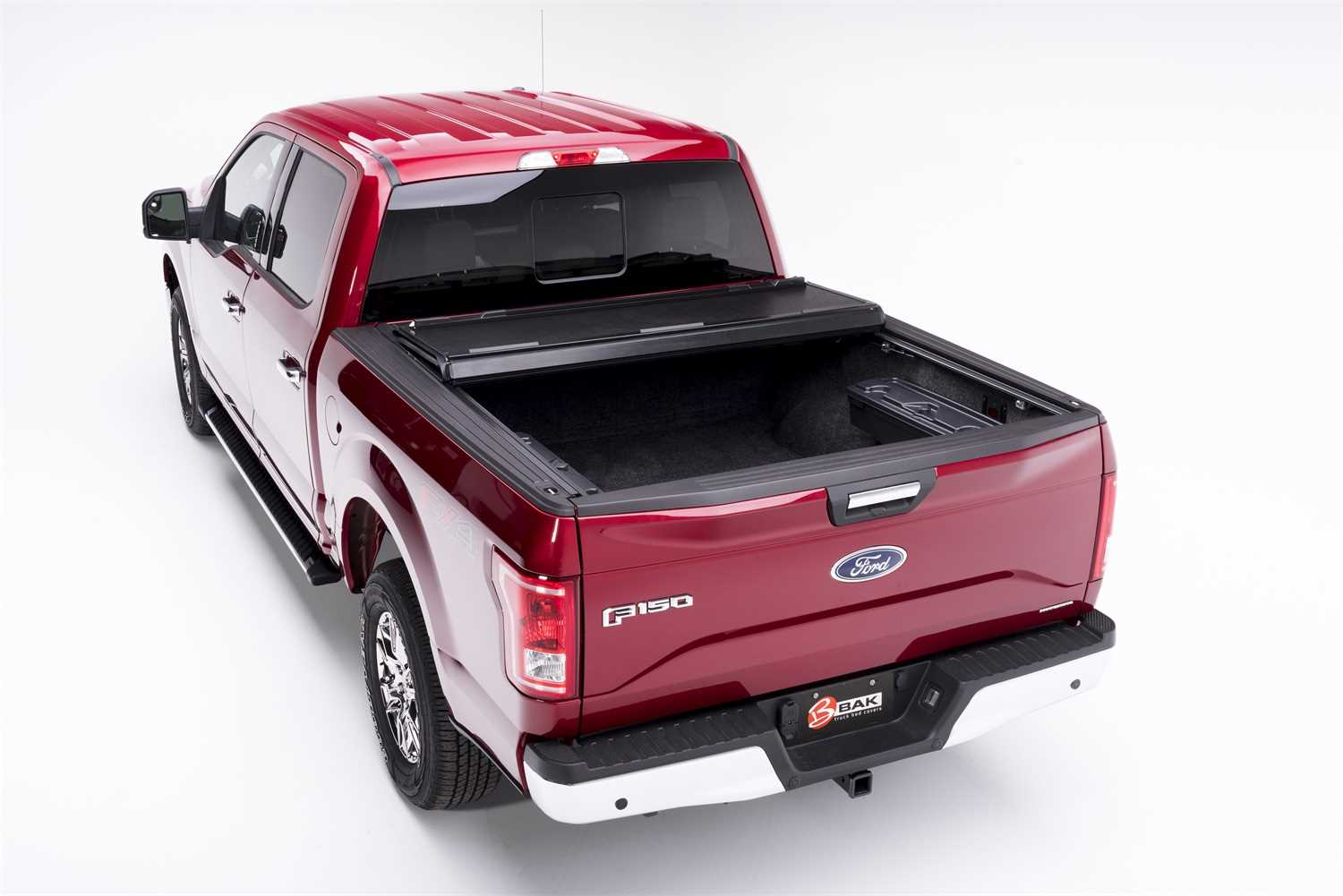 Bak Industries BAKFlip F1 Hard Folding Truck Bed Cover 772307