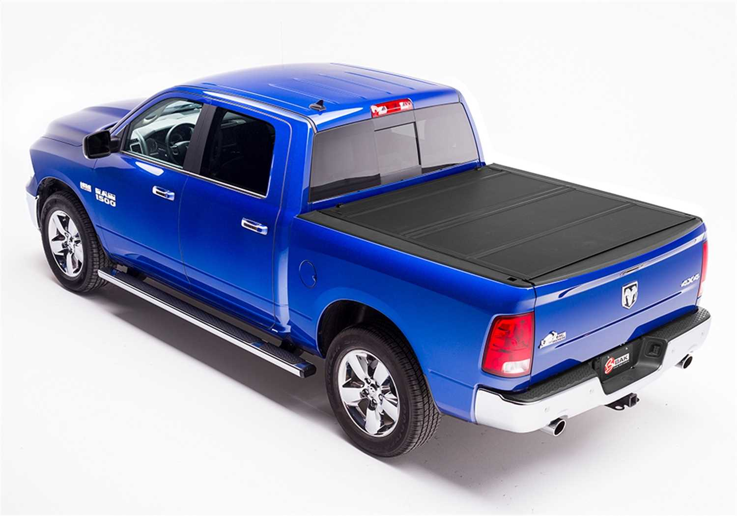 Bak Industries BAKFlip MX4 Hard Folding Truck Bed Cover 448207RB