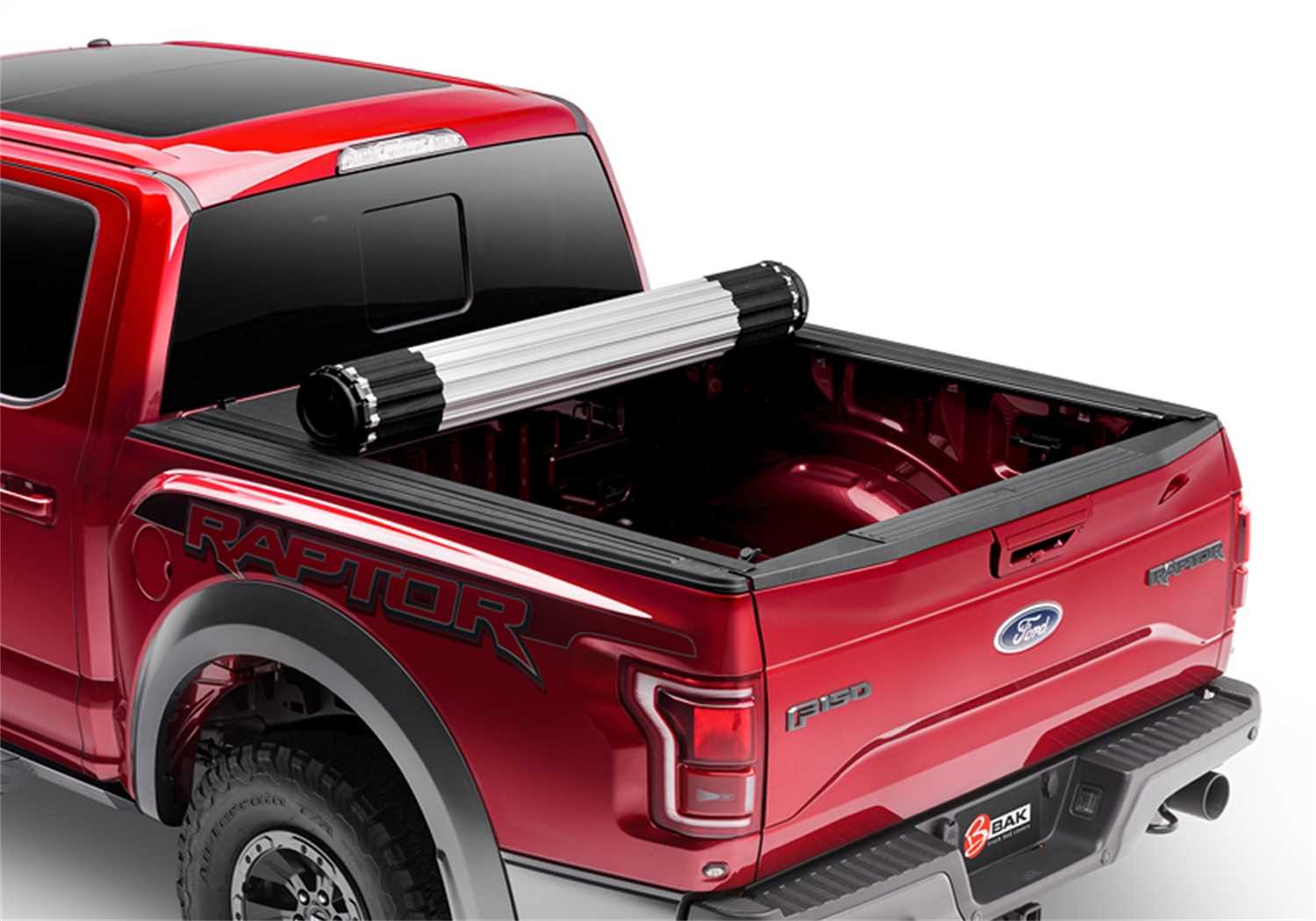 79524 Bak Industries Revolver X4 Hard Rolling Truck Bed Cover