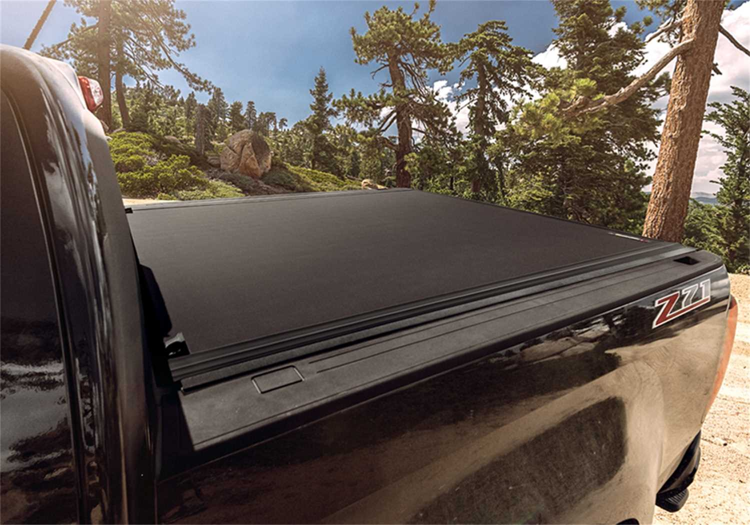 79130 Bak Industries Revolver X4 Hard Rolling Truck Bed Cover