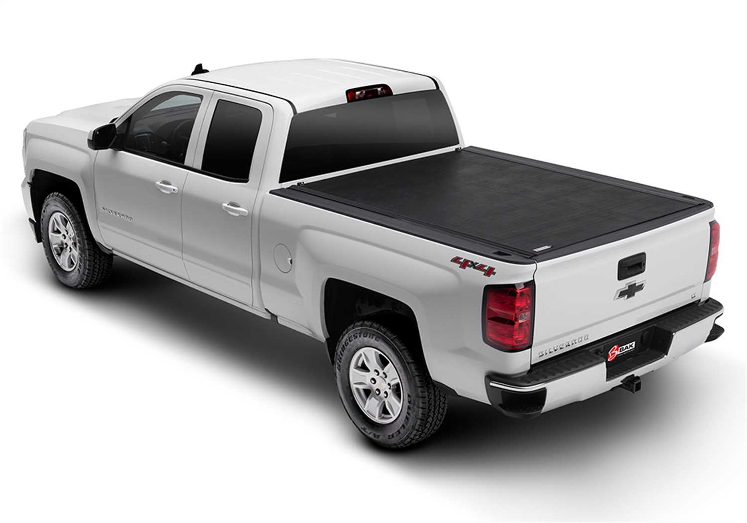 39133 Bak Industries Revolver X2 Hard Rolling Truck Bed Cover