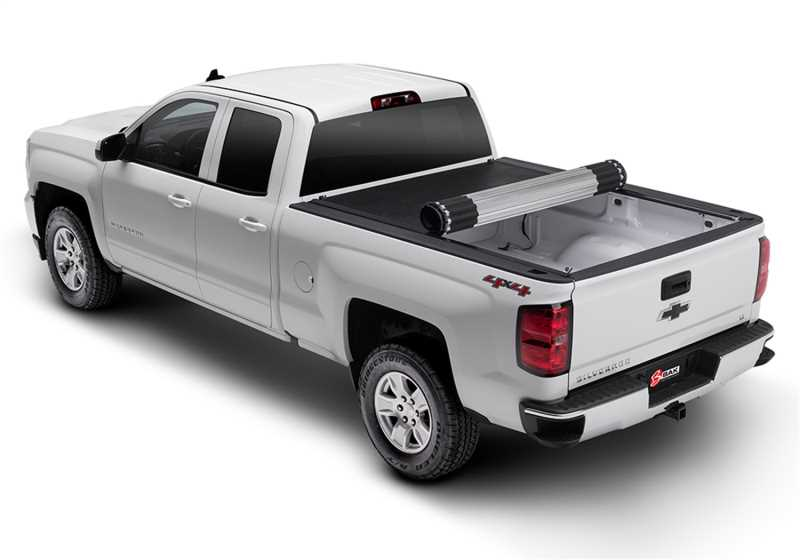 Revolver X2 Hard Rolling Truck Bed Cover 39102