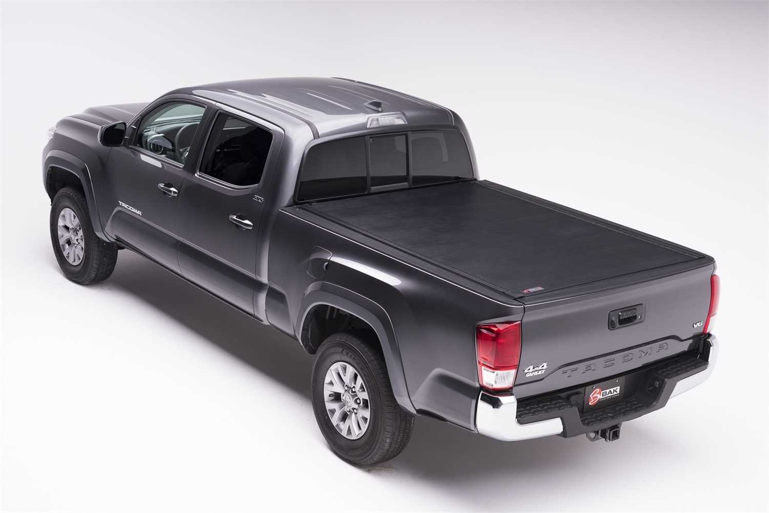 Rolling Truck Bed Covers >> 39407 Bak Industries Revolver X2 Hard Rolling Truck Bed Cover 39407