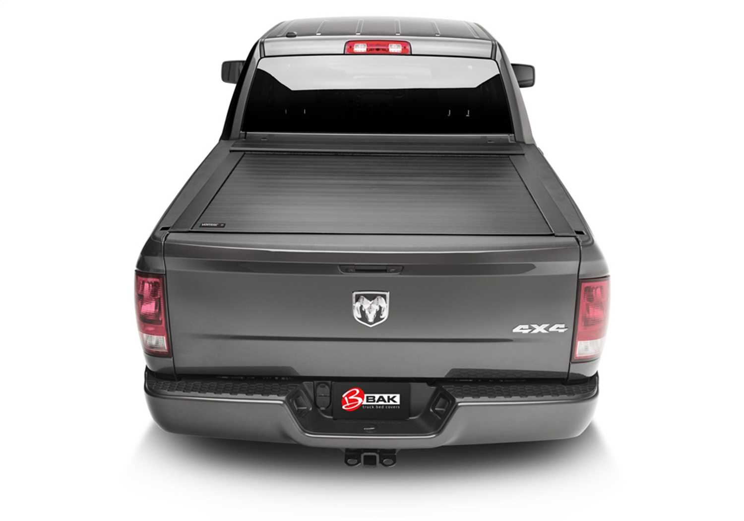 Bak Industries Vortrak Retractable Truck Bed Cover R25410