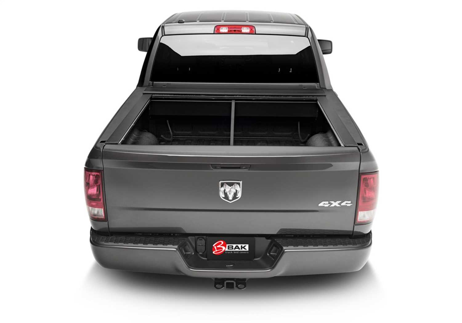 R25602 Bak Industries Vortrak Retractable Truck Bed Cover
