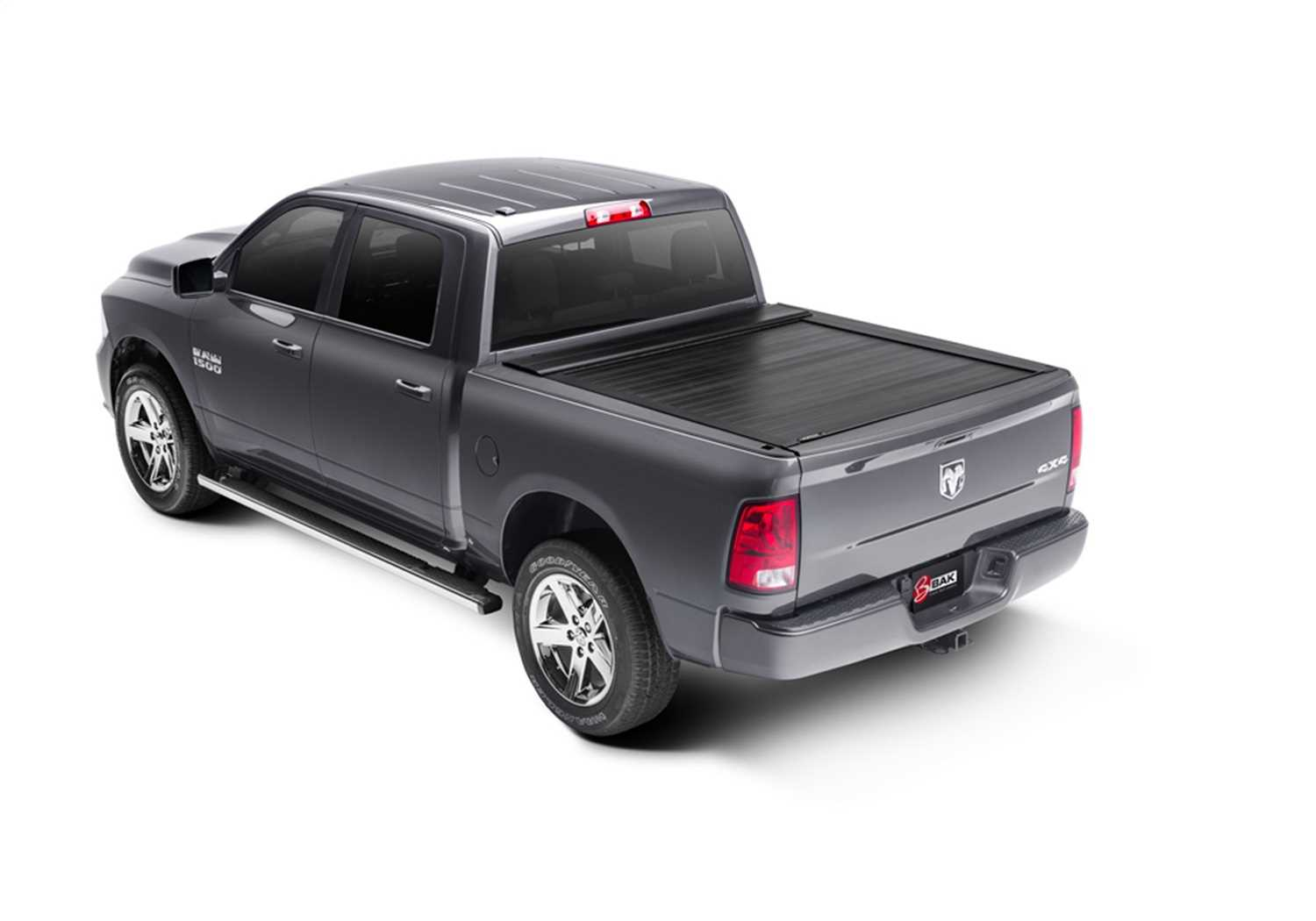 R25100 Bak Industries Vortrak Retractable Truck Bed Cover