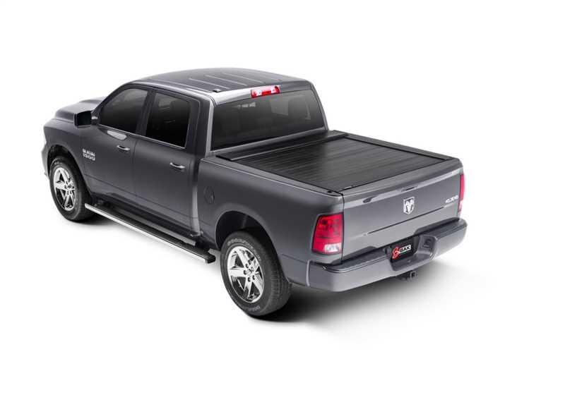 Vortrak Retractable Truck Bed Cover R25411T