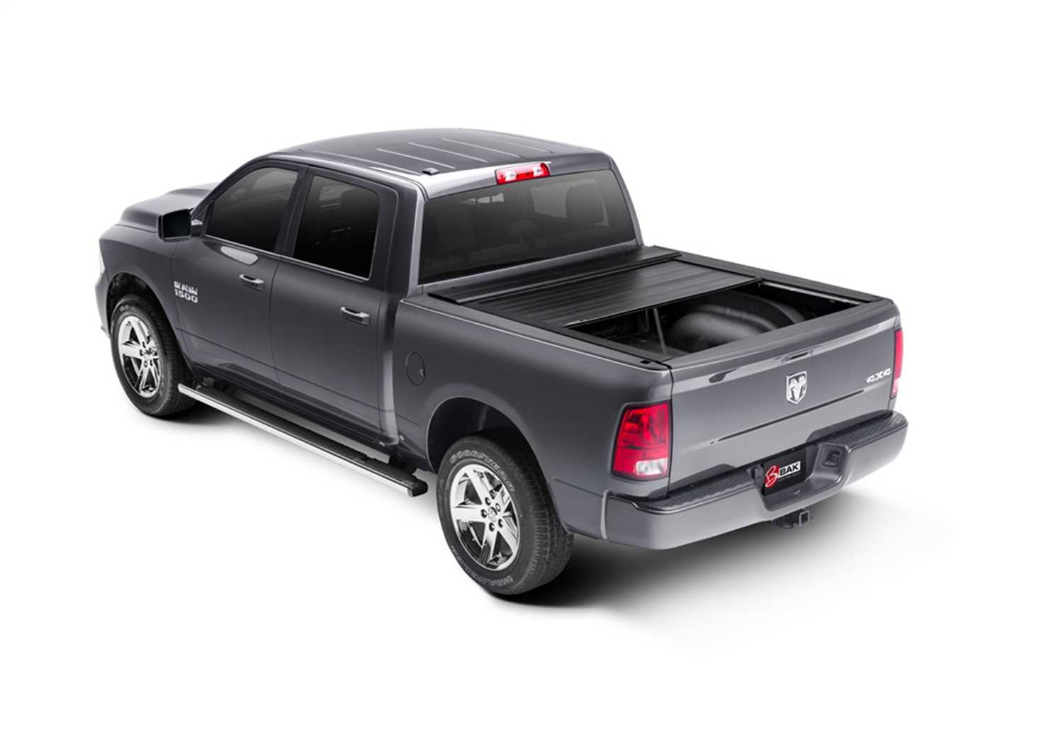 R25102 Bak Industries Vortrak Retractable Truck Bed Cover