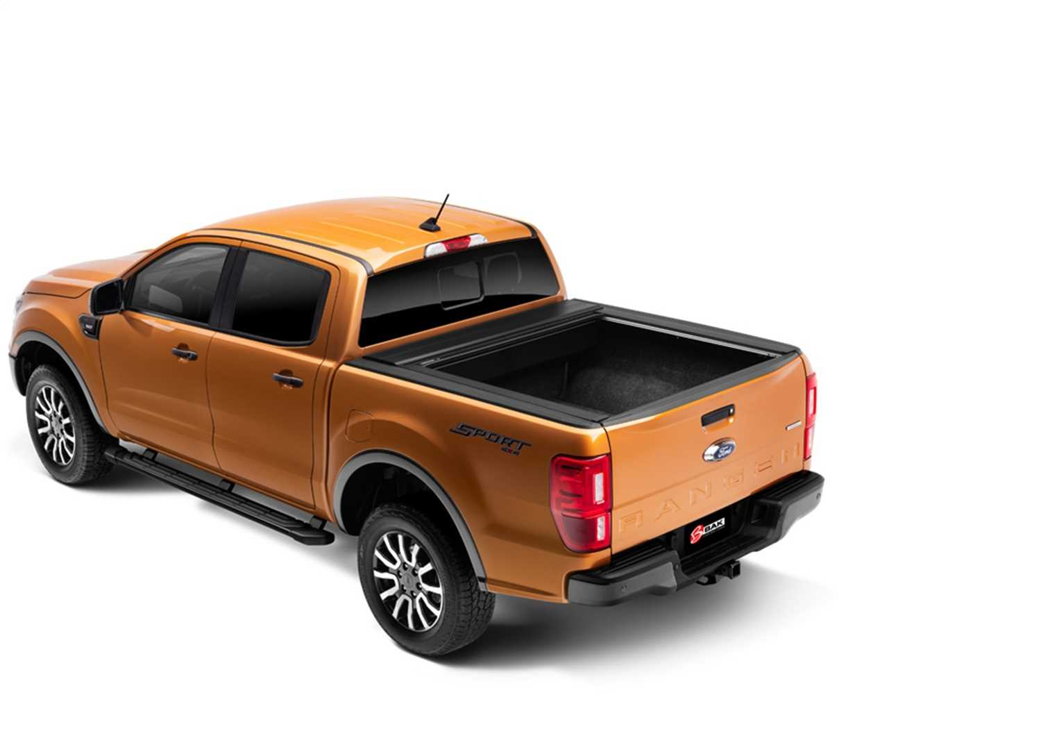 R25333 Bak Industries Vortrak Retractable Truck Bed Cover