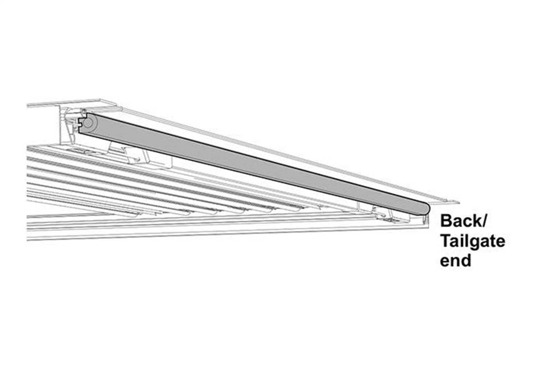 PARTS-321A0007 Bak Industries Revolver X2 Tailgate Seal