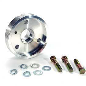 Power-Plus Series® Underdrive Crank Pulley