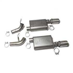 Vari-Tune Axle Back Exhaust Kit