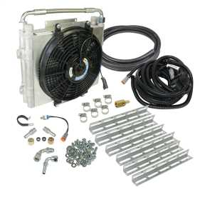 Xtrude Double Stacked Auxiliary Transmission Cooler Kit