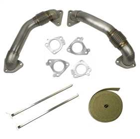 Turbocharger UpPipes Kit