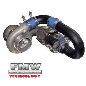 R700 Tow And Track Turbo Kit