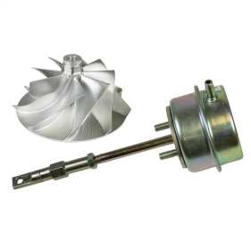 Turbocharger Compressor Wheel And Waste Gate Combo Kit