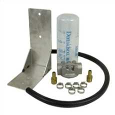 Remote Fuel Filter