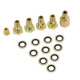 Fuel Line Banjo Bolt Upgrade Kit