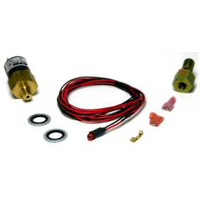 Low Fuel Pressure Amber LED Alarm Kit