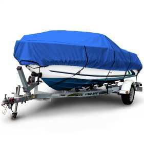 Budge 600 Denier V-Hull Boat Cover