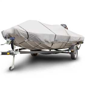 Budge 600 Denier Center Console Flat Front Boat Cover