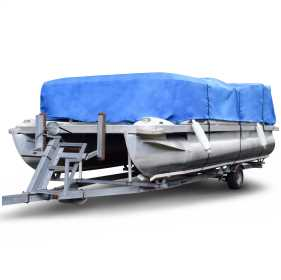Budge RipStop Pontoon Cover