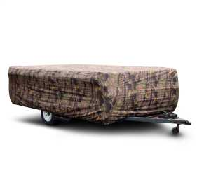 Camouflage Folding Camper RV Cover
