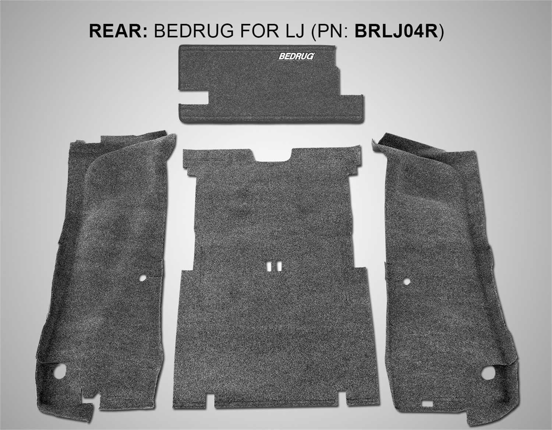 BedRug® Cargo Kit