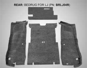 BedRug® Cargo Kit BRLJ04R