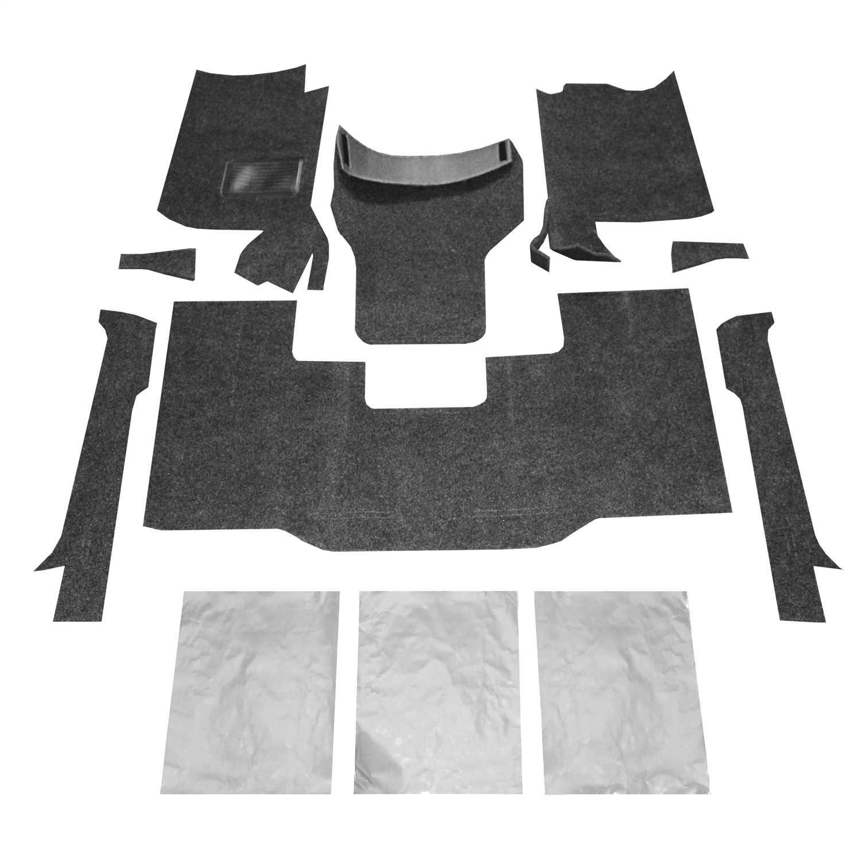 BedRug® Floor Kit