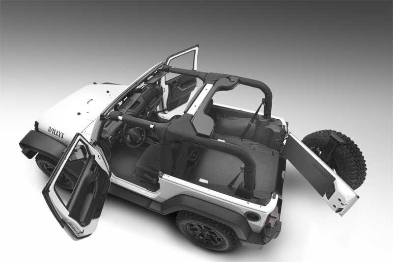 BedTred® Cargo Kit BTJK11R2