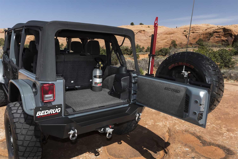 BedRug BedTred® Cargo Kit BTJK07R4