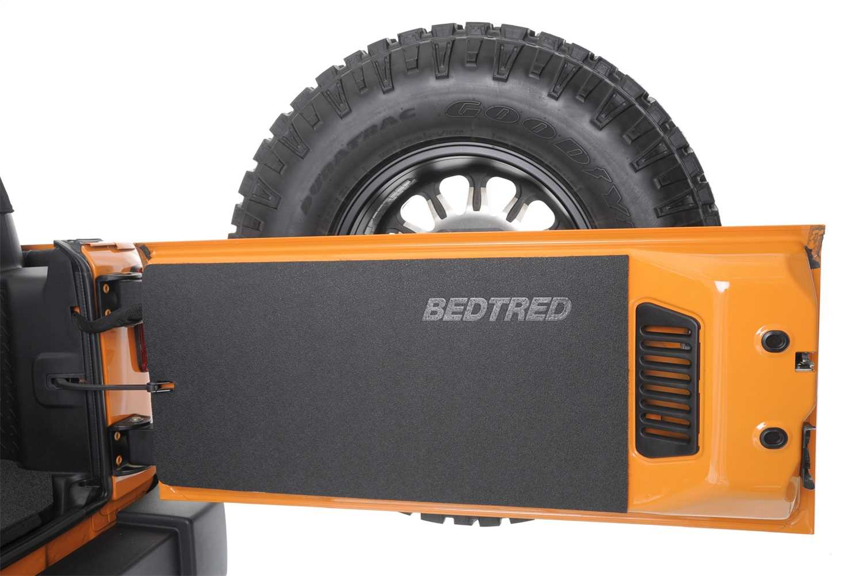 BedRug BedTred® Tailgate Mat BTYJTG