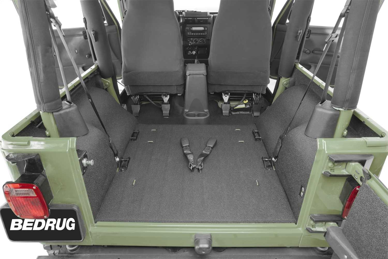 BTTJ97R BedRug BedTred® Cargo Kit
