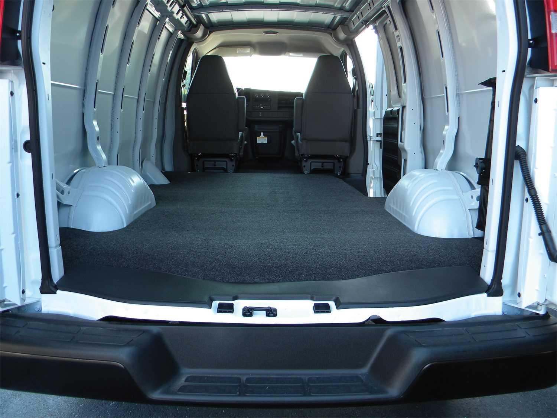 BedRug VanRug™ Cargo Mat VRG96X