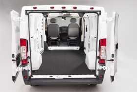 VanTred™ Cargo Mat VTDP14L