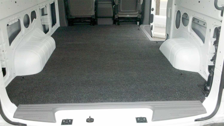 BedRug VanTred™ Cargo Mat VTNV11