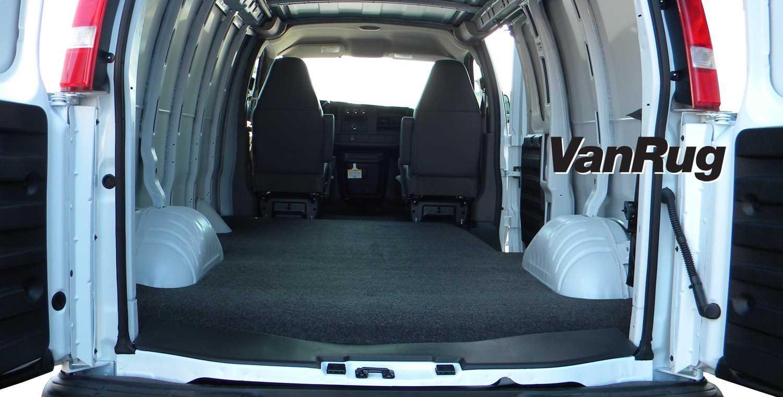 VRF92 BedRug VanRug™ Cargo Mat