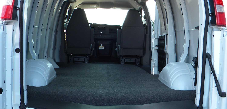 BedRug VanRug™ Cargo Mat VRFT15L