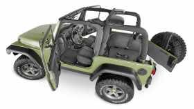 BedTred® Cargo Kit BTJL18R2