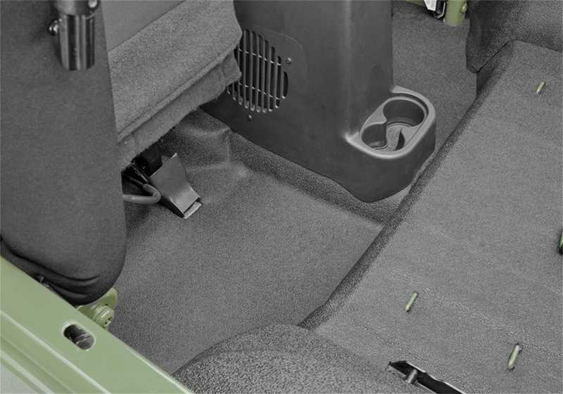 BedTred® Cargo Kit BTJL18R4GH