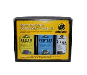 Bestop® Cleaner And Protectant Pack