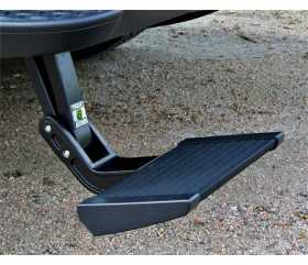 TrekStep™ Retractable Step Rear Corner Mounted